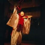 高千穂夜神楽鈿女の舞